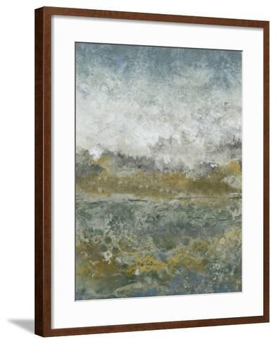 Aquatic Range I-Tim OToole-Framed Art Print