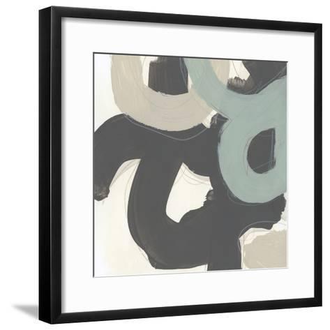 Clean Slate VII-June Erica Vess-Framed Art Print