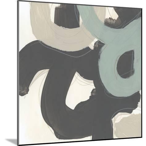 Clean Slate VII-June Erica Vess-Mounted Art Print