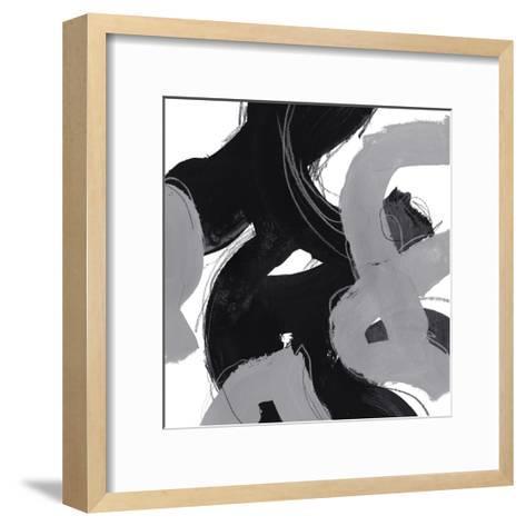 Monochrome VIII-June Erica Vess-Framed Art Print