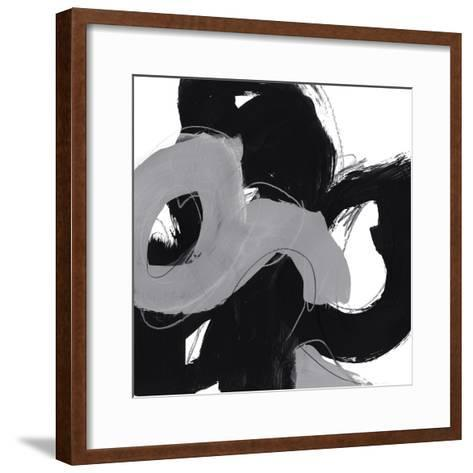 Monochrome VI-June Erica Vess-Framed Art Print