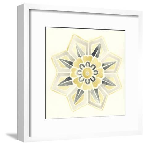 Modern Medallions III-June Erica Vess-Framed Art Print