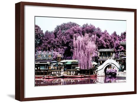 China 10MKm2 Collection - Suzhou Summer Palace-Philippe Hugonnard-Framed Art Print
