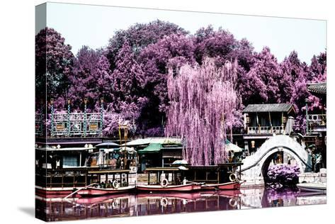 China 10MKm2 Collection - Suzhou Summer Palace-Philippe Hugonnard-Stretched Canvas Print