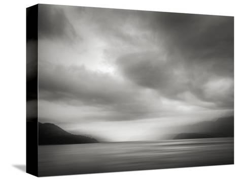 Coast Bw-Ursula Abresch-Stretched Canvas Print