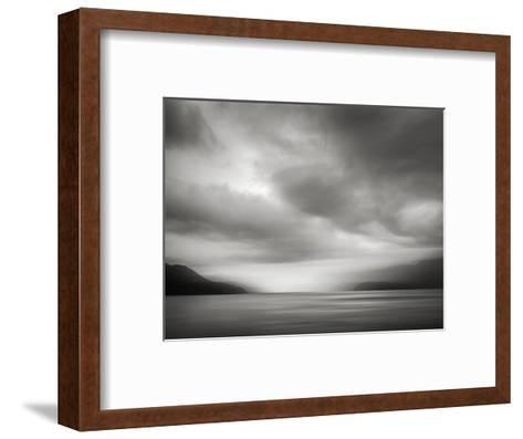 Coast Bw-Ursula Abresch-Framed Art Print