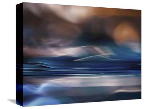 Coastal Dawn-Ursula Abresch-Stretched Canvas Print