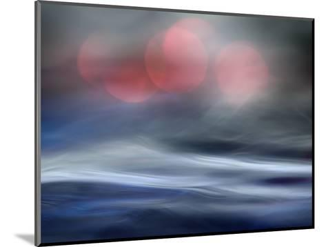 Foggy Nights, Many Moons-Ursula Abresch-Mounted Photographic Print