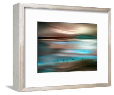 Migrations-Ursula Abresch-Framed Art Print