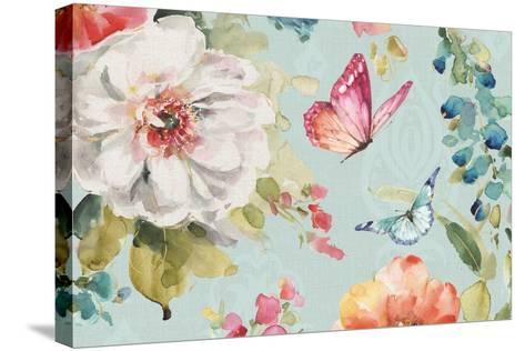 Colorful Breeze VI-Lisa Audit-Stretched Canvas Print