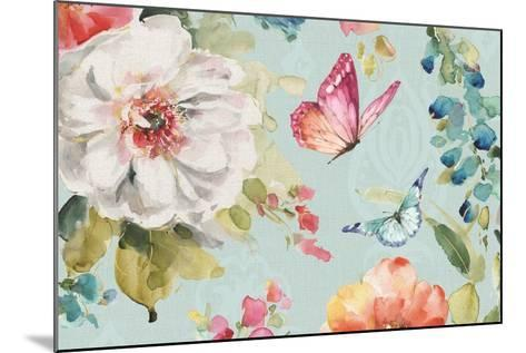 Colorful Breeze VI-Lisa Audit-Mounted Art Print