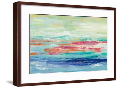 California Surf-Silvia Vassileva-Framed Art Print