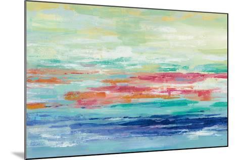California Surf-Silvia Vassileva-Mounted Art Print