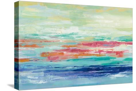 California Surf-Silvia Vassileva-Stretched Canvas Print