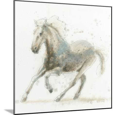 Stallion II-James Wiens-Mounted Premium Giclee Print