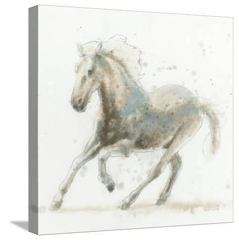 Stallion II-James Wiens-Stretched Canvas Print
