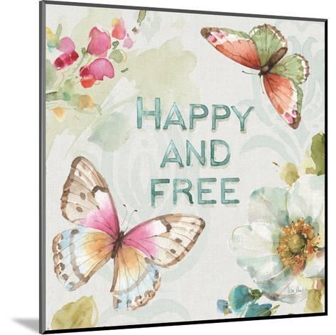 Colorful Breeze III-Lisa Audit-Mounted Premium Giclee Print