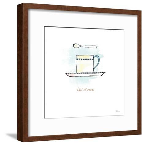 Good Brew III-Sue Schlabach-Framed Art Print