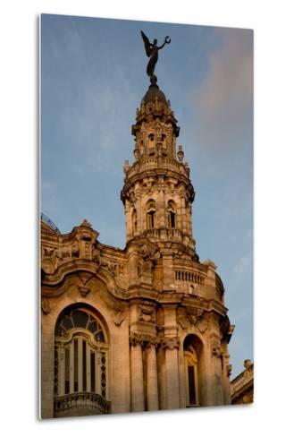Cuba, Havana, Historic Building-John and Lisa Merrill-Metal Print