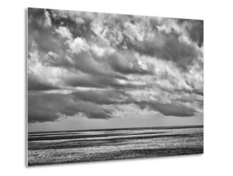 USA, California, Big Sur Clouds over Pacific from Rocky Point-Ann Collins-Metal Print