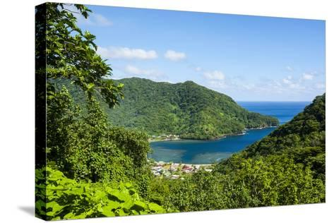 National Park of American Samoa, Tutuila Island, American Samoa, South Pacific-Michael Runkel-Stretched Canvas Print