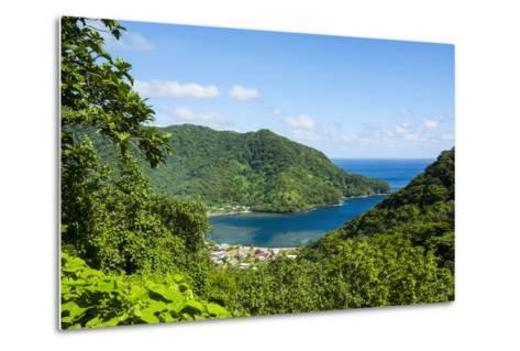 National Park of American Samoa, Tutuila Island, American Samoa, South Pacific-Michael Runkel-Metal Print