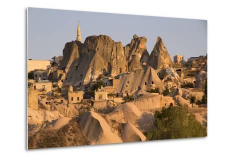 Turkey, Cappadocia Is a Historical Region in Central Anatolia-Emily Wilson-Metal Print