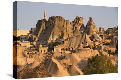 Turkey, Cappadocia Is a Historical Region in Central Anatolia-Emily Wilson-Stretched Canvas Print
