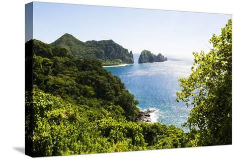 National Park of American Samoa, Tutuila Island, American Samoa, South Pacific-Michael Runkel-Stretched Canvas Print
