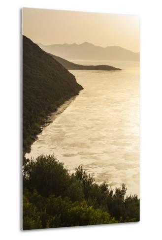 Lake Ichkeul, National Park of Ichkeul, Bizerte Province, Tunisia, North Africa-Nico Tondini-Metal Print