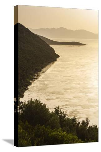 Lake Ichkeul, National Park of Ichkeul, Bizerte Province, Tunisia, North Africa-Nico Tondini-Stretched Canvas Print