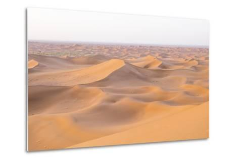 Morocco. Erg Chegaga Is a Saharan Sand Dune-Emily Wilson-Metal Print