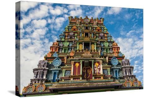 Sri Siva Subramaniya Hindu Temple, Nadi, Viti Leva, Fiji-Michael Runkel-Stretched Canvas Print