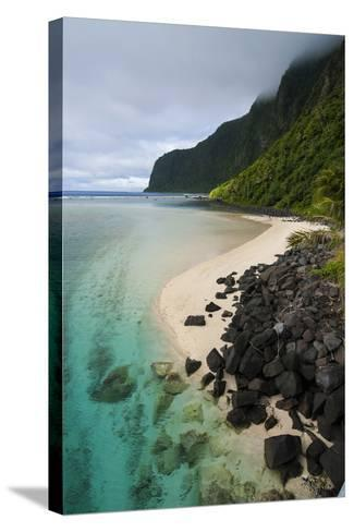 Manu'A Island Group, American Samoa, South Pacific-Michael Runkel-Stretched Canvas Print