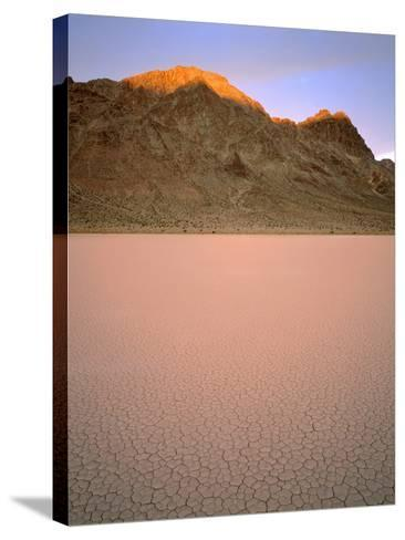 USA, California, Death Valley National Park-John Barger-Stretched Canvas Print