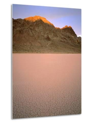 USA, California, Death Valley National Park-John Barger-Metal Print