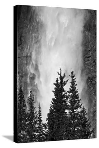 Takakkaw Falls, Yoho National Park, British Columbia, Canada-Michel Hersen-Stretched Canvas Print