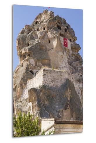 Turkey. Christian Cave Churches and Monasteries in Cappadocia-Emily Wilson-Metal Print