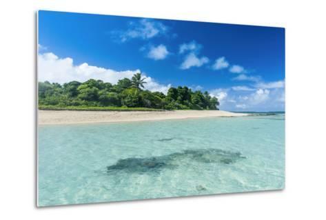 Tonga, South Pacific-Michael Runkel-Metal Print