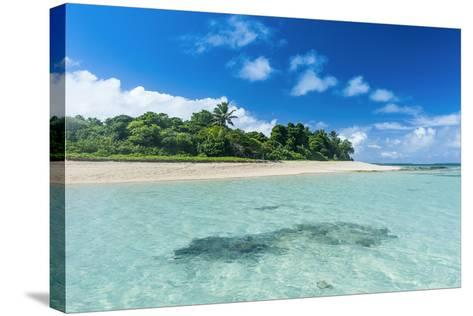 Tonga, South Pacific-Michael Runkel-Stretched Canvas Print