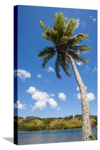 Umatac Bay, Guam, Us Territory, Central Pacific-Michael Runkel-Stretched Canvas Print
