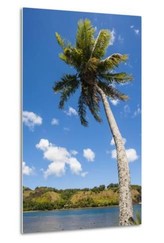 Umatac Bay, Guam, Us Territory, Central Pacific-Michael Runkel-Metal Print