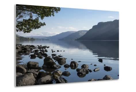 Lake Ullswater, Lake District National Park, Cumbria, England, United Kingdom, Europe-James Emmerson-Metal Print