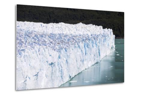 Perito Moreno Glaciar North Face, Argentina-Matthew Williams-Ellis-Metal Print