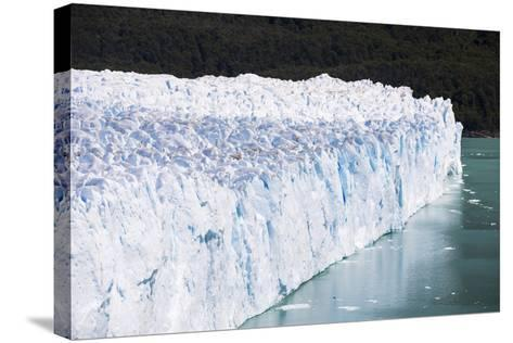 Perito Moreno Glaciar North Face, Argentina-Matthew Williams-Ellis-Stretched Canvas Print