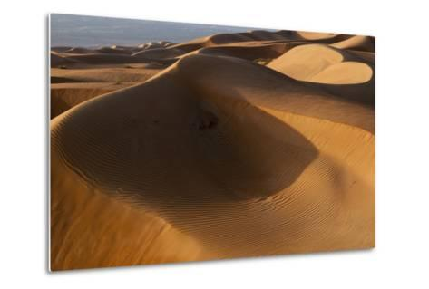 Wahiba Sands Desert, Oman-Sergio Pitamitz-Metal Print