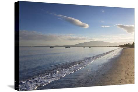 New Town Beach, Nadi, Viti Levu, Fiji, South Pacific, Pacific-Ian Trower-Stretched Canvas Print