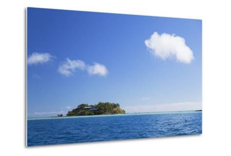 Wadigi Island, Mamanuca Islands, Fiji, South Pacific, Pacific-Ian Trower-Metal Print