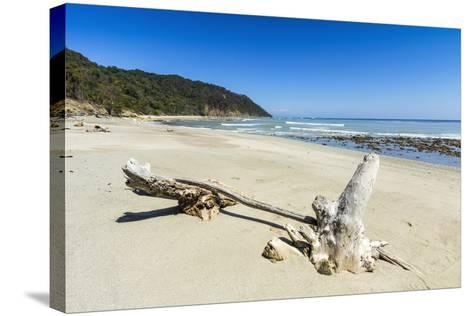 Cabo Blanco Nature Reserve and Beach-Rob Francis-Stretched Canvas Print