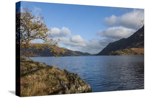 Ullswater, Lake District National Park, Cumbria, England, United Kingdom, Europe-James Emmerson-Stretched Canvas Print